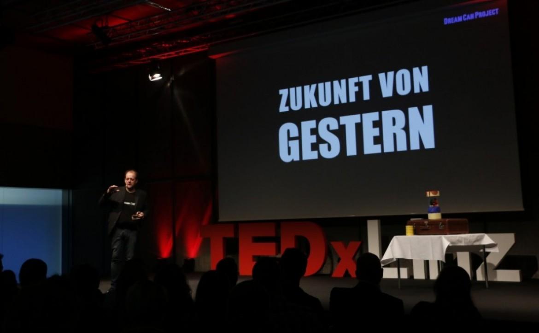 TEDx Linz – Zukunft von morgen statt von gestern